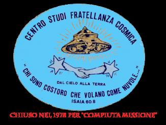 Eugenio Siragusa Centro Studi Fratellanza Cosmica